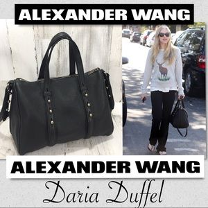 Host Pick! Alexander Wang Daria Duffel Bag Purse